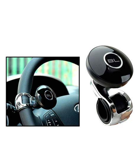 Car Steering Wheel Power Holder Knob Spinner by Black Label Car Steering Wheel Power Holder Knob Spinner