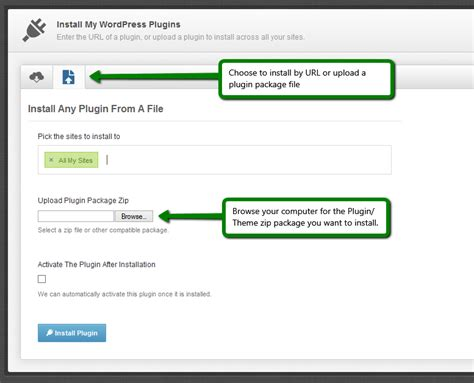 wordpress tutorial upload image icontrolwp features update may 8th icontrolwp