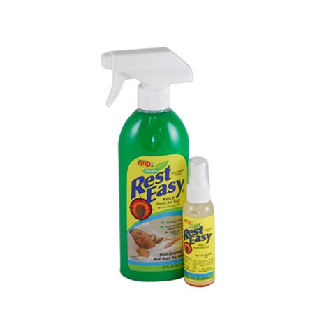 buy rest easy bed bug spray 16 oz 2 oz to get rid of