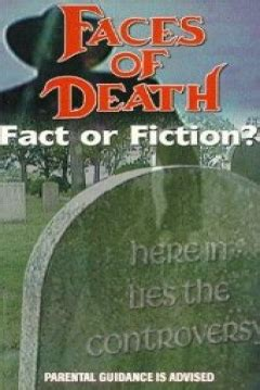faces of death fact or fiction 1999 conan lecilaire pel 237 cula faces of death fact or fiction 1999