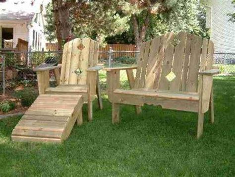 Wooden Garden Recliners by Garden Furniture Wood Garden Furniture Cedar Wood