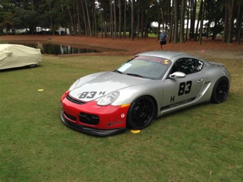 Porsche Cayman Race Car For Sale by Buy Used 2006 Porsche Cayman S Pca H Race Car Scca Itc Wc