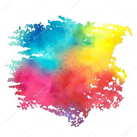 Tache De Peinture by Tache Aquarelle Color 233 E Avec La Tache De Peinture
