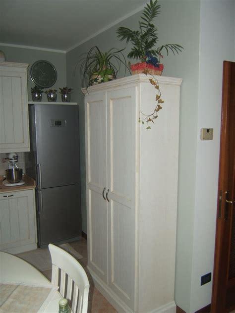 armadio dispensa per cucina cucina country artigianale in rovere per taverna fadini