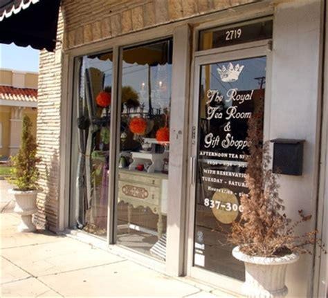 royal tea room royal tea room gift shoppe ta fl