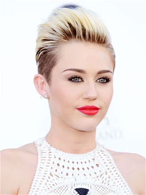 what kind of haircut does miley cyrus have 5 wavy summer hairstyles to try now
