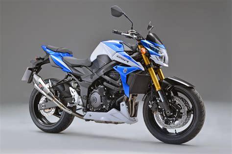 Motorcycle Suzuki Suzuki Motorcycles Announce Special Edition Gsr750z