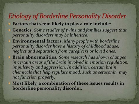 Borderline Personality Disorder Essay by Personality Disorder Research Paper 28 Images Research Paper On Obsessive Compulsive