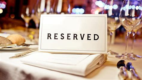 of the table reservations how table reservation is turning big in india