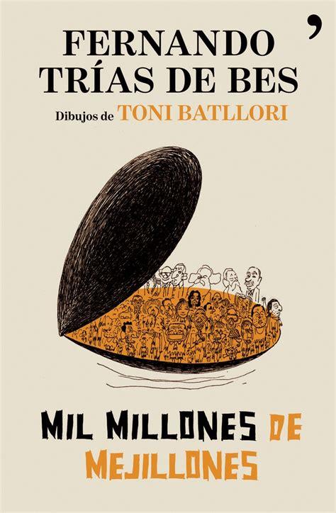 libro mil millones de mejillones libros poemas quedavistoparasentencia