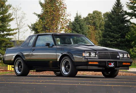 1987 buick gnx specifications photo price information