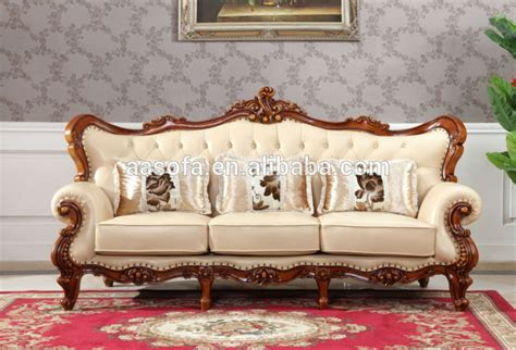 antique wooden sofa set designs classic italian antique living room furniture wooden sofa