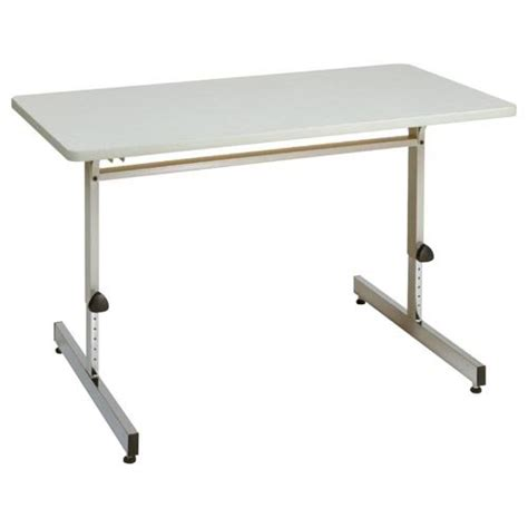 adjustable height work table adapta adjustable height work table at hayneedle
