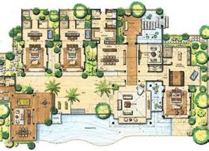 tea tree plaza floor plan presidential villa