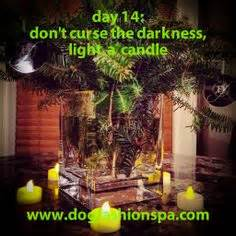 Light A Candle Don T Curse The Darkness by Lover Advent Calendar On 24 Pins