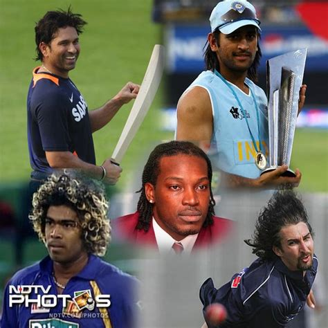 hairstyles of indian cricketers cricketers and their famous hairdos cricket photo gallery