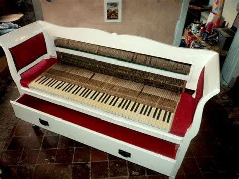 upcycled piano bench 25 best ideas about music furniture on pinterest music