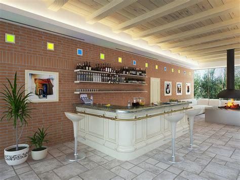 angolo bar soggiorno piscina angolo bar zona relax syncronia