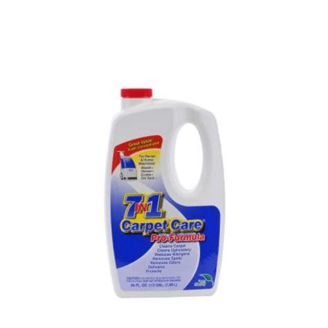 7 in 1 carpet care 64 oz carpet cleaner pro formula