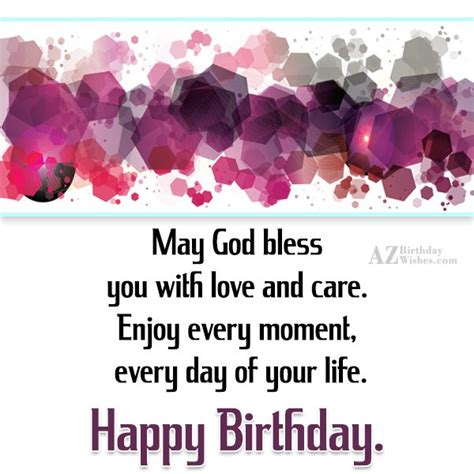 Wish You A Happy Birthday God Bless Happy Birthday May God Bless You