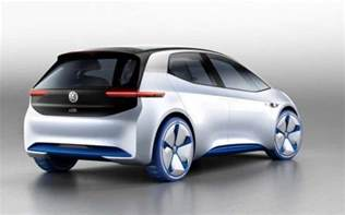new electric cars wordlesstech new vw electric car