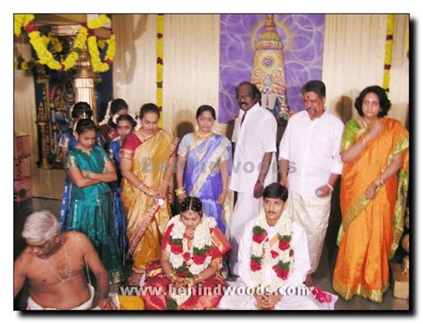 actor goundamani family photos video goundamani s daughter wedding gallery