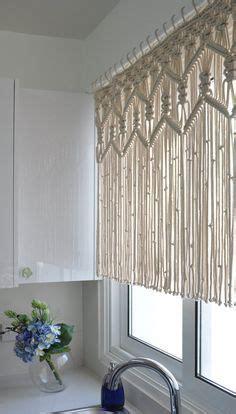 19 inspiring kitchen window curtains mostbeautifulthings 1000 ideas about macrame curtain on pinterest macrame