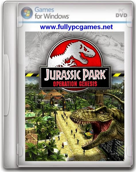full jurassic park operation genesis download jurassic park operation genesis game free download full