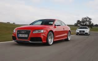 audi to fight bmw m models with rs line rs 5 due in 2012