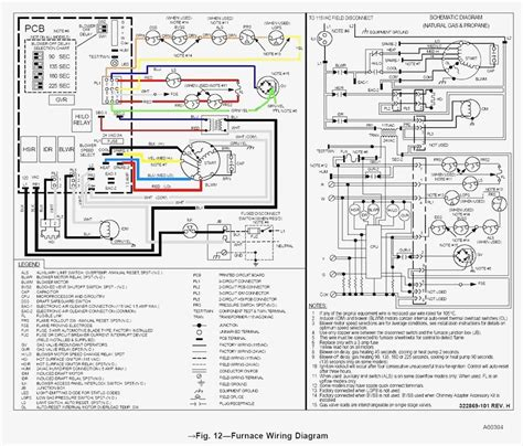 carrier furnace wiring diagram carrier gas furnace wiring