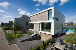 Villa Design by Marc Architects Villa S2 Amsterdam
