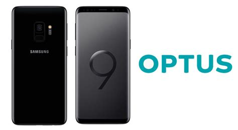optus mobile phone plans optus galaxy s9 and s9 plans every australian plan