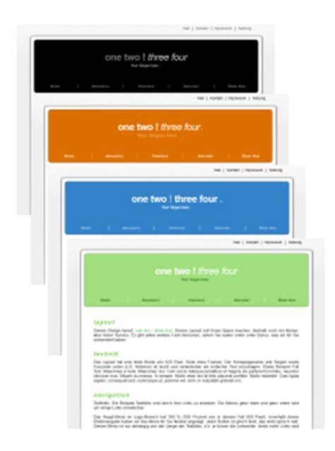 Homepage Template Vorlagen Homepagevorlagen Kostenlose Homepagevorlagen