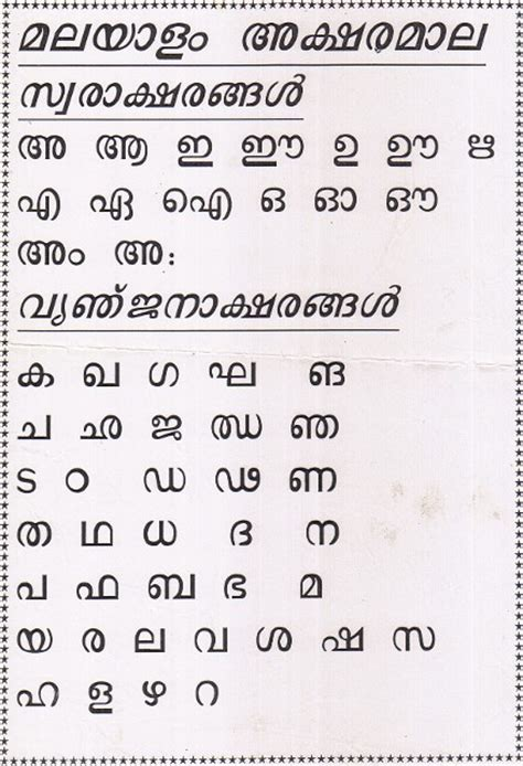 Letter Malayalam Pdf All Worksheets 187 Malayalam Worksheets Printable Worksheets Guide For Children And Parents