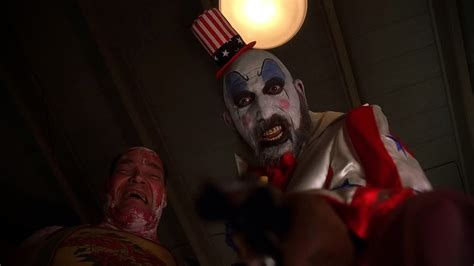 house of a thousand corpses clown house of 1000 corpses dark horror clown rw wallpaper 1920x1080 171412 wallpaperup