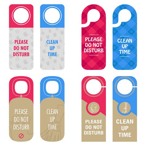 door hangers door hanger design door hangers design and print services
