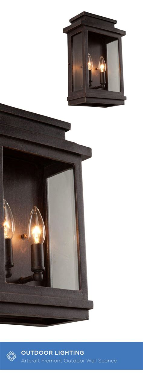 primitive country lighting artcraft fremont rubbed