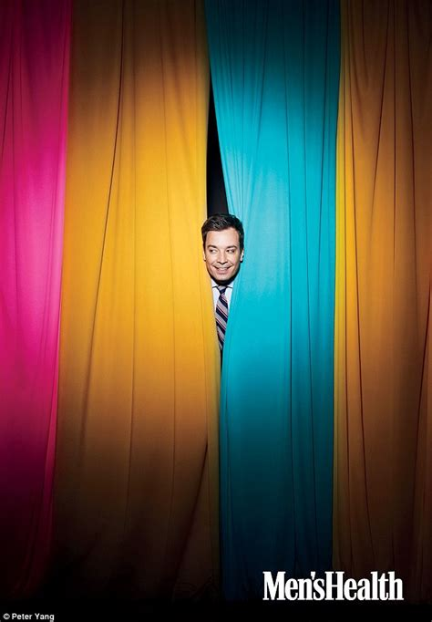johnny carson curtains jimmy fallon opens up on tonight show gig and life with