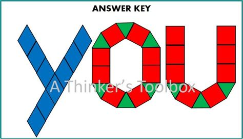 pattern block words pattern blocks 3 letter sight word puzzles student