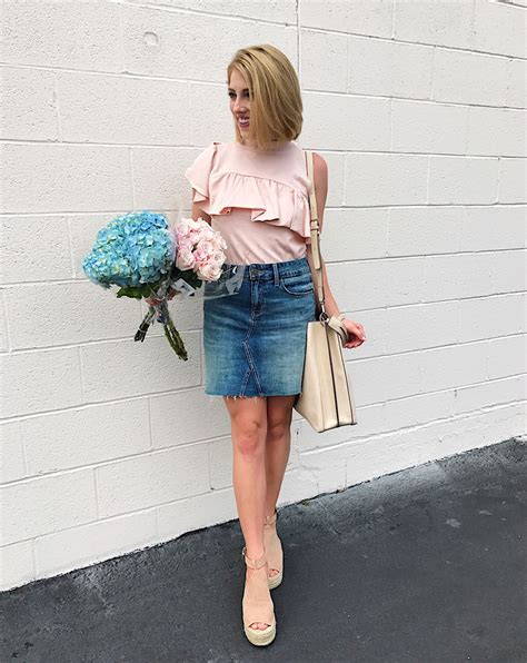 Utterly Delightful Denim Style Blogs by Something Delightful Recent Ootds With Pieces That Are