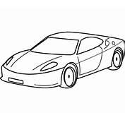 Dibujos E Im&225genes De Carros Para Colorear  Blogicars