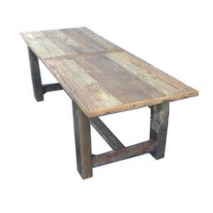 Rustic Patio Table Patio Redtail Rustic