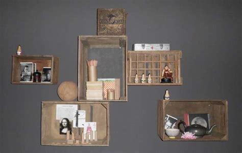 regal aus kisten verwandeln sie alte kisten in stilvolle regale an