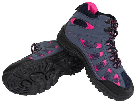 rugged hiking boots walking hiking boot trainer trail boots shoes rugged trainers shoe womens ebay