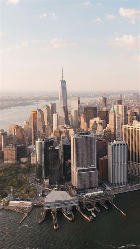 york city skyline  iphone  wallpaper hd