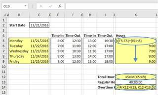 template to calculate hours worked how to make a time sheet in excel websoft pk we