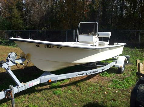 fishing boat hull only 2003 17ft maycraft hull only the hull truth boating