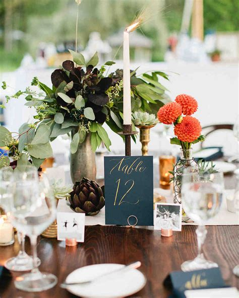 centerpiece ideas martha stewart 51 rustic fall wedding centerpieces martha stewart weddings