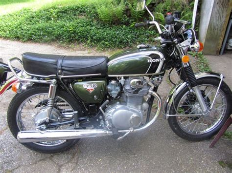 green with envy 1973 honda cb350f 34 best images about cmsnl honda cb350f four on