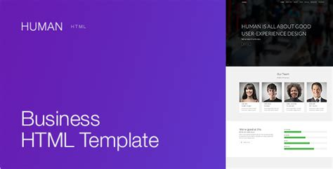 html5 business template human responsive html5 business template jogjafile